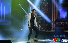 Minh Kiên Beatbox hào hứng với điệu nhảy của Michael Jackson