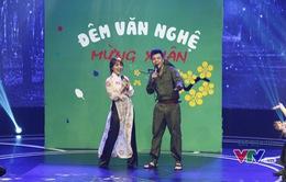"""Giai điệu tự hào: Nhật Thủy và Đinh Mạnh Ninh ngọt ngào với """"Tình ca mùa xuân"""""""
