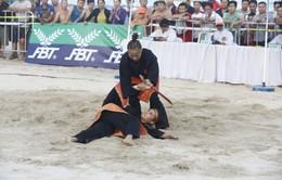 Các VĐV Pencak Silat bãi biển Việt Nam giành quyền vào chung kết