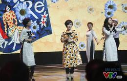 Nhóm 5 dòng kẻ mang không khí Tết đến Gala Giai điệu tự hào