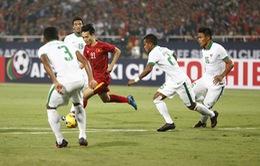 AFF Cup 2018: Vé xem ĐTVN trên sân Mỹ Đình cao nhất 400.000 VND