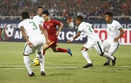 Báo nước ngoài khen ngợi tinh thần của đội tuyển Việt Nam