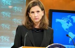 Mỹ lấy làm tiếc về việc Nga ngừng thỏa thuận plutonium