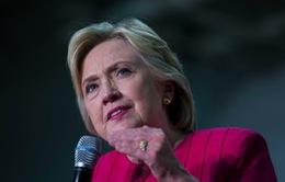 Bà Clinton giành ưu thế trong đợt bỏ phiếu sớm tại Mỹ