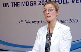 UNDP sẽ hỗ trợ 133 triệu USD cho Việt Nam trong 5 năm tới