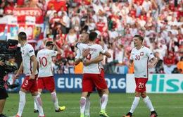 Thống kê đáng chú ý trước trận Thụy Sỹ - Ba Lan