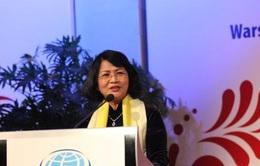 Khai mạc Hội nghị Thượng đỉnh Phụ nữ Toàn cầu lần thứ 26