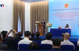 Chủ tịch Quốc hội thăm Đại sứ quán Việt Nam tại Myanmar