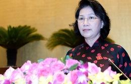 Bà Nguyễn Thị Kim Ngân tiếp tục được giới thiệu làm Chủ tịch Quốc hội