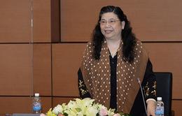 Phó Chủ tịch QH Tòng Thị Phóng gặp đại diện các Đảng Cộng sản tại Italy