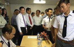 TP Vũng Tàu tổ chức bầu cử sớm cho chiến sỹ
