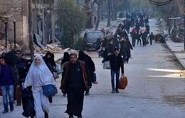 20.000 người dân được sơ tán khỏi Aleppo, Syria