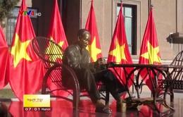 Khánh thành tượng đài Bác Hồ tại Bắc Kinh - Trung Quốc