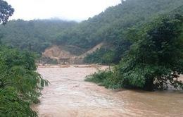 Cảnh báo lũ, lũ quét và sạt lở đất khu vực vùng núi phía Bắc
