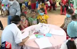 Gấp rút triển khai tiêm vaccine phòng bệnh bạch hầu