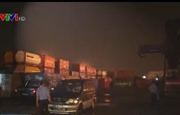 TP.HCM kiểm tra các bãi dồn tải trái phép gần cảng Cát Lái