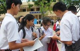 Các địa phương tổ chức thi trắc nghiệm cho học sinh lớp 12
