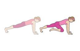 Lấy lại bụng phẳng, eo thon chỉ mất 10 phút mỗi ngày