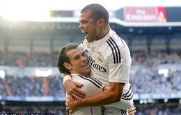 Bỏ qua Ronaldo, cuộc chiến giữa Bale và Pepe mới đáng xem