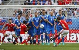 VIDEO EURO 2016: Xứ Wales 2-1 Slovakia (Bảng B)
