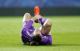 Real nhận tin cực xấu: Bale nghỉ thi đấu 4 tháng
