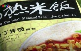 Tràn lan thực phẩm bẩn ở Trung Quốc