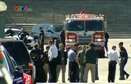 Nổ súng gần tòa nhà Quốc hội Mỹ, nghi phạm bị bắn hạ