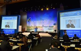 VTV giành giải cao tại Hội nghị cấp cao về báo chí châu Á 2016