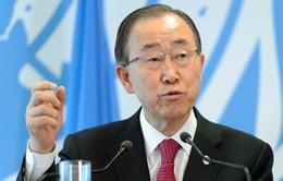 Ông Ban Ki-moon ủng hộ Tổng Thư ký Liên Hợp Quốc là phụ nữ