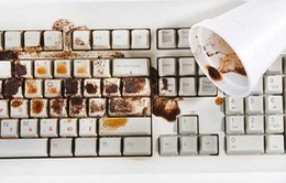 [INFOGRAPHIC] Bàn phím của bạn bẩn như thế nào?