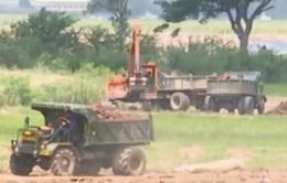 Tái diễn nạn bán đất mặt ruộng ở Đồng Tháp