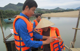 Bến đò an toàn: Kéo giảm tai nạn giao thông đường thủy