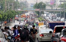 Ngành du lịch tăng nhanh gây sức ép lên hệ thống cơ sở hạ tầng Thái Lan