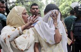 Ít nhất 20 con tin thiệt mạng tại Bangladesh