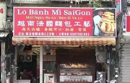 Bánh mì hương vị Việt trên đất Đài Loan, Trung Quốc