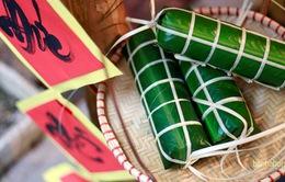 Độc đáo bánh chưng của người Thái ở Tây Bắc