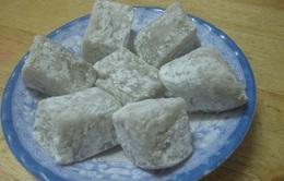 Bánh hồng - thứ quà quê bình dị của người Bình Định