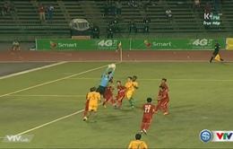 VIDEO Chung kết U16 Đông Nam Á: Hữu Tuấn sai lầm, U16 Australia gỡ hoà 3-3