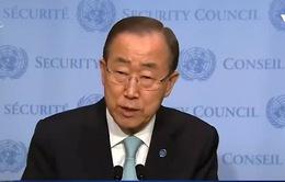 Tổng thư ký LHQ ra thông điệp nhân ngày Thế giới chống tình trạng đưa người di cư trái phép