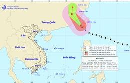 Ngày 15/9, siêu bão Meranti đi vào đất liền tỉnh Quảng Đông (Trung Quốc)