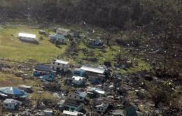 Số người thiệt mạng do cơn bão Winston ở Fiji tăng lên 29 người