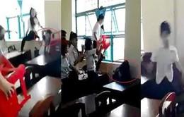 Nhức nhối nạn bạo lực học đường