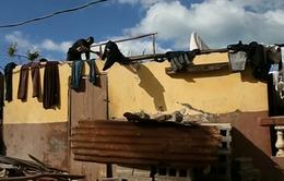 Nguy cơ bùng phát dịch bệnh tại Haiti sau bão Matthew