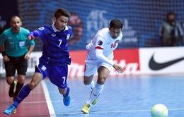 ĐT futsal Thái Lan quyết duy trì mạch thắng trước Việt Nam