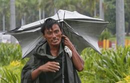 Bão Sarika quét qua đảo Luzon (Philippines), ít nhất 3 người thiệt mạng
