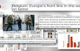 Vì sao Brussels lại thành điểm nóng khủng bố tại châu Âu?