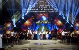 THTT Lễ trao giải Báo chí Quốc gia lần thứ X - năm 2015