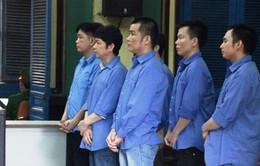 Băng nhóm bảo kê tại bến xe Miền Đông hầu tòa