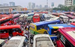 Hà Nội tăng hơn 50% số chuyến xe vào dịp Tết