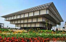 Lần đầu tiên tổ chức Tết Việt tại Bảo tàng Hà Nội